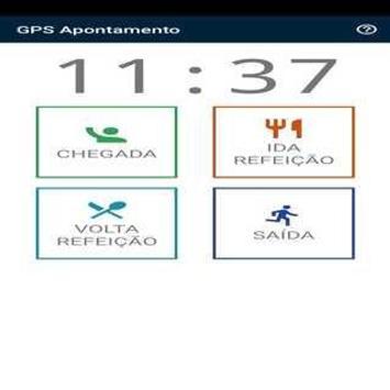 GPS Apontamento poster