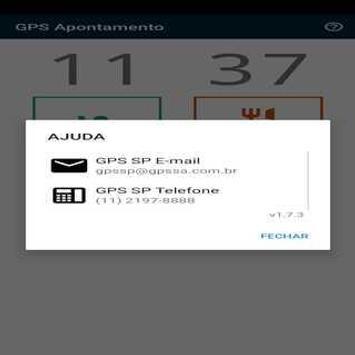 GPS Apontamento screenshot 5