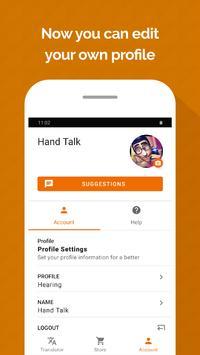 Hand Talk screenshot 3