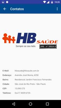 Guia Médico e Odonto HB Saúde screenshot 2