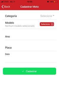 Honda Moto Raça screenshot 1