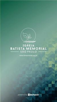 Igreja Batista Memorial SP - ibmemorial poster