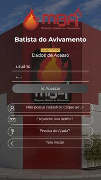 Batista do Avivamento screenshot 1