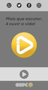 Rádio OBPC poster