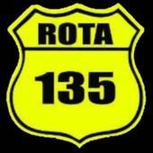 Rota 135 Delivery icon