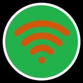 Coletor Wi-Fi icon