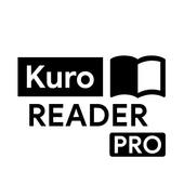 Kuro Reader Pro/Donate (cbz, cbr, cbt, cb7 reader) أيقونة