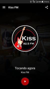 Kiss FM poster