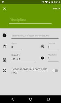 e-Notas screenshot 2