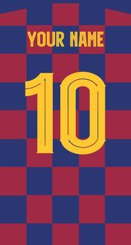 Football Shirts Wallpaper captura de pantalla 3