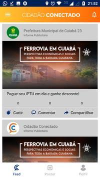 Cidadão Conectado screenshot 1