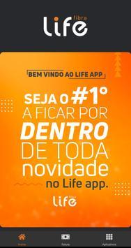 Life Fibra poster