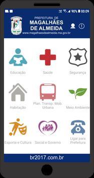Prefeitura de Magalhães de Almeida - MA (TESTES) poster