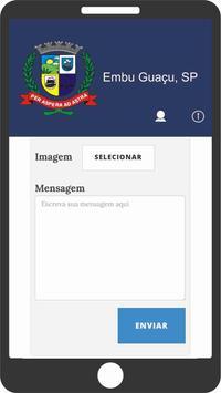 Prefeitura de Embu Guaçu - SP (TESTE) screenshot 1