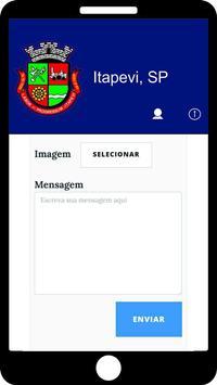 Prefeitura de Itapevi - SP (TESTE) screenshot 1