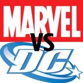 WAStickerApps - Figurinhas Whatsapp DC x Marvel icon