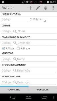SIGMobile Vendas screenshot 1