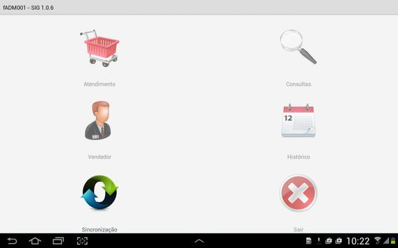 SIGMobile Vendas screenshot 3