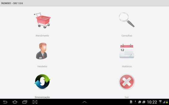 SIGMobile Vendas screenshot 4