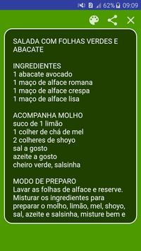 Saladas frescas screenshot 1