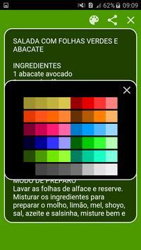 Saladas frescas screenshot 2