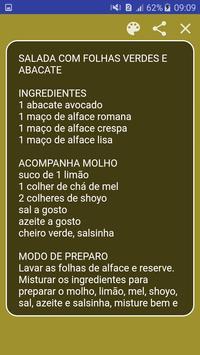 Saladas frescas screenshot 3