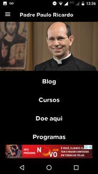 Padre Paulo Ricardo poster