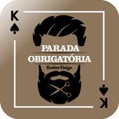 Barbearia Parada Obrigatória icon