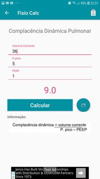 Physiotherapy Calculator screenshot 3