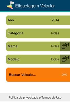 Etiquetagem Veicular screenshot 1