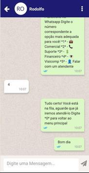 PfChat screenshot 2