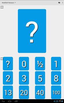 Agile Planning Poker ảnh chụp màn hình 8