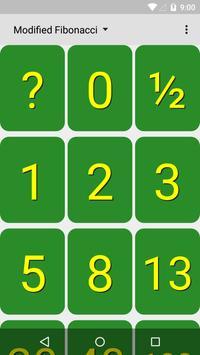 Agile Planning Poker ảnh chụp màn hình 3