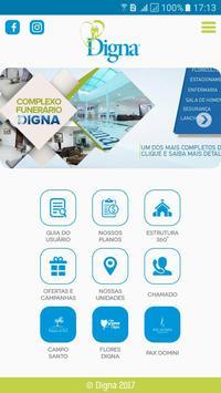 Digna App poster
