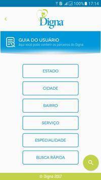 Digna App screenshot 1
