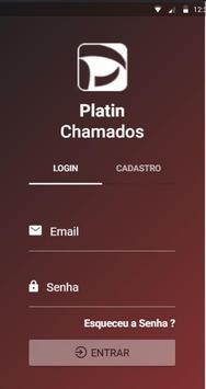 Platin Chamados poster