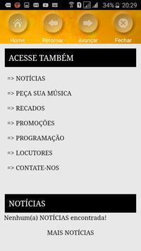 Rádio Triunfo FM screenshot 1