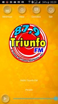 Rádio Triunfo FM screenshot 2