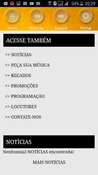 Rádio Triunfo FM screenshot 5