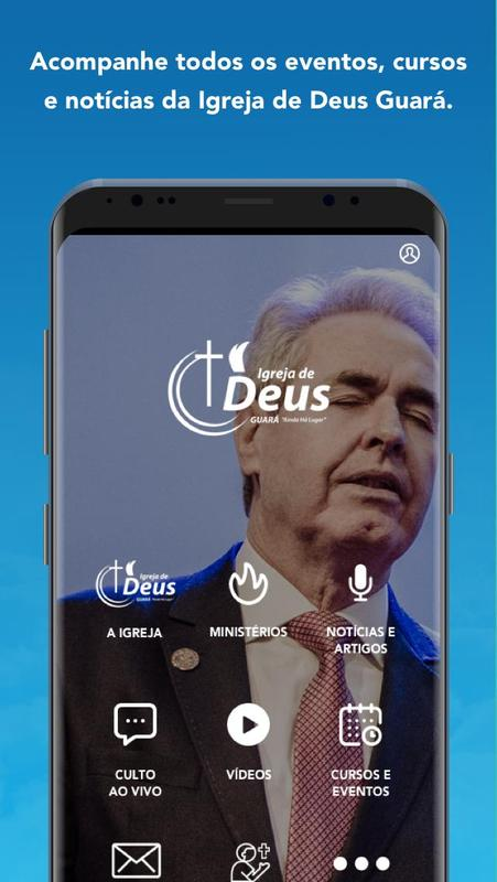 Igreja de Deus Guará poster