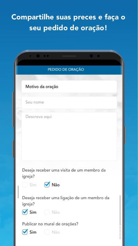Igreja de Deus Guará screenshot 1