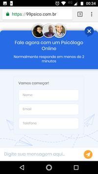 99 Psico - Psicólogo Online screenshot 2