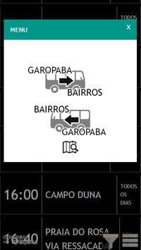 GaropabaGO 2019 - Horários de ônibus em Garopaba screenshot 4
