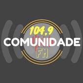 Rádio Comunidade FM 104,9 Pedralva-MG icon