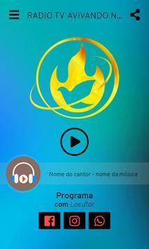 RADIO TV AVIVANDO NACOES screenshot 1