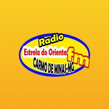 Rádio Estrela do Oriente FM poster