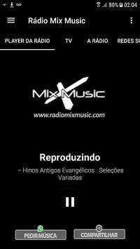 Rádio Mix Music poster
