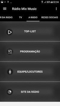 Rádio Mix Music screenshot 1