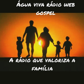 Água viva radio web gospel Bento Gonçalves 图标