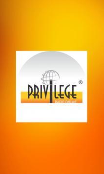 Privilege Rádio poster